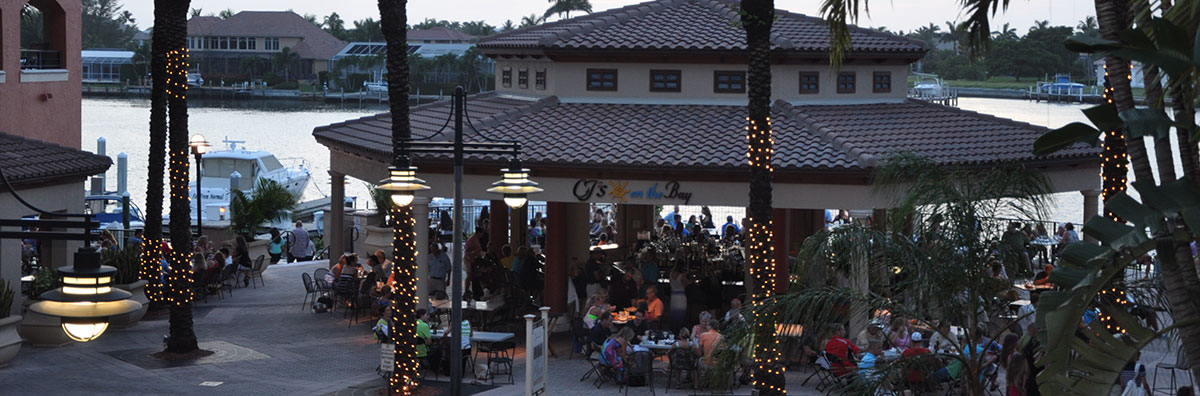 Cj S On The Bay Marco Island Restaurants Bars Dining